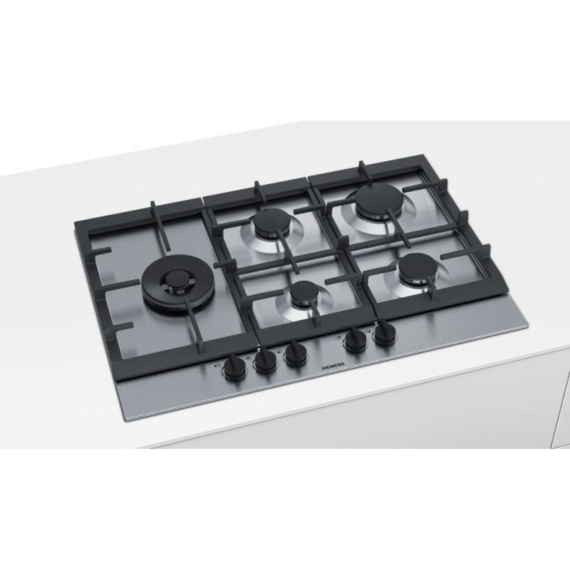 Piano cucina acciaio piani di cottura incasso inox with - Tagliare top cucina ...