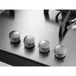 PIANO COTTURA A GAS SMEG P705ES ACCIAO INOX LUCIDO 72 CM RENZO PIANO DESIGN