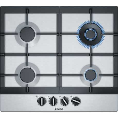 PIANO COTTURA SIEMENS EC6A5HC90 ACCIAIO INOX 60 CM - FAB Appliances ...