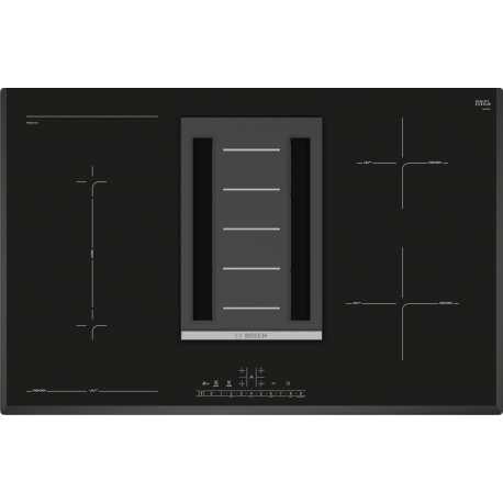 PIANO COTTURA A INDUZIONE BOSCH PVS851F21E 80 CM